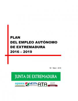 Plan empleo autonomos 2016 19