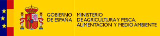Ministerio agricultura y pesca, alimentación y medio ambiente